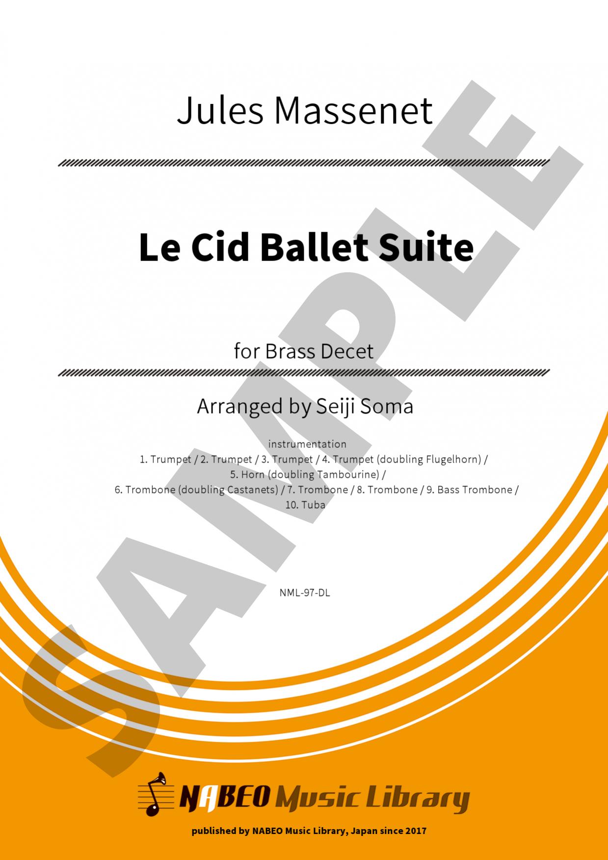 Massenet: Le Cid